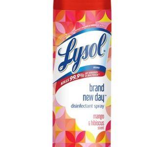 Lysol Disinfectant Spray Mango & Hibiscus